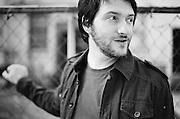 BIRMINGHAM, AL – OCTOBER, 2007: Matthew Perryman Jones, musician.