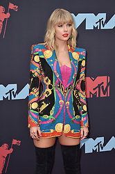 Taylor Swift attends the 2019 MTV Video Music Awards at Prudential Center on August 26, 2019 in Newark, New Jersey. Photo by Lionel Hahn/ABACAPRESS.COM