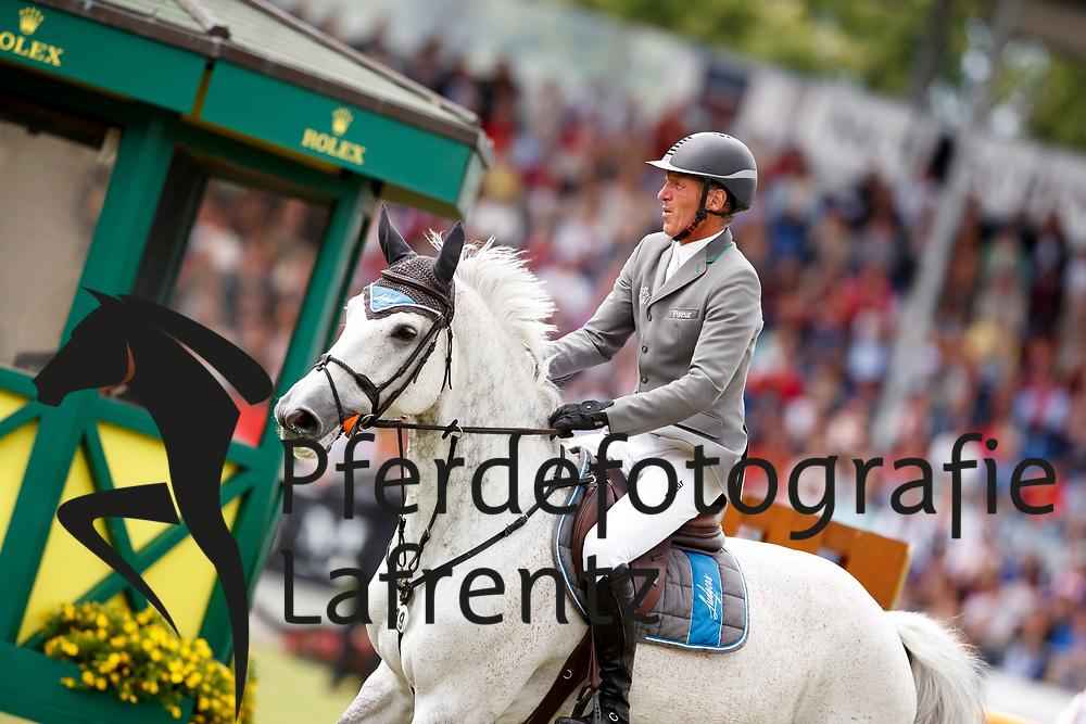 Beerbaum, Ludger (GER), Chiara<br /> Aachen - CHIO 2017<br /> Grosser Preis von Aachen Rolex Grand Prix<br /> © www.sportfotos-lafrentz.de/Stefan Lafrentz