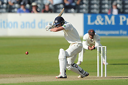Will Tavare of Gloucestershire bats - Photo mandatory by-line: Dougie Allward/JMP - Mobile: 07966 386802 - 07/06/2015 - SPORT - Football - Bristol - County Ground - Gloucestershire Cricket v Lancashire Cricket - LV= County Championship