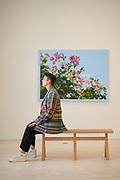 Jessica Silverman poses for a portrait at Jessica Silverman in San Francisco, California, on June 14, 2021. (Stan Olszewski/SOSKIphoto)