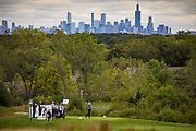ESI Korn Ferry Golf Tournament at Chicago Highlands.First round action on Thursday Sept 10, 2020 <br /> WGA/Charles Cherney