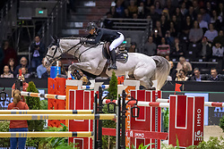 Leprevost Penelope, FRA, GFE Excalibur dela Tour Vidal<br /> Jumping International de Bordeaux 2020<br /> © Hippo Foto - Dirk Caremans<br />  08/02/2020
