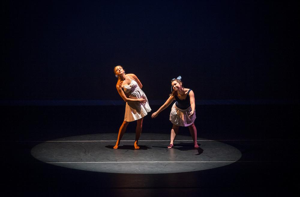 Boston Contemporary Dance Festival at the Paramount Theatre. Boston, MA 8/17/2013 Chantal Doucett