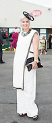 30/07/2015 report free : Winners Announced in Kilkenny Best Dressed Lady, Kilkenny Best Irish Design & Kilkenny Best Hat Competition at Galway Races Ladies Day <br /> At the Event was Orla Winters from Kerry <br /> Photo:Andrew Downes, xposure