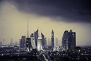 Storm Over Dubai