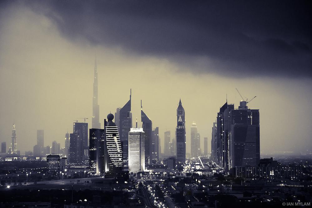 Storm Over Dubai