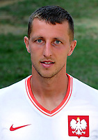 Uefa - World Cup Fifa Russia 2018 Qualifier / <br /> Poland National Team - Preview Set - <br /> Kamil Wilczek