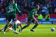 Liam Kelly of Coventry City (6) in action during the EFL Sky Bet League 1 match between Doncaster Rovers and Coventry City at the Keepmoat Stadium, Doncaster, England on 4 May 2019.
