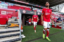 Zak Vyner of Bristol City - Rogan/JMP - 05/09/2020 - Ashton Gate Stadium - Bristol, England - Bristol City v Exeter City - Carabao Cup First Round.