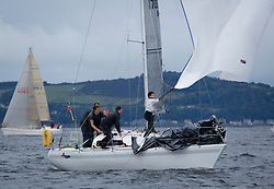 Largs Regatta Week 2017 <br /> Day 1<br /> <br /> Nemo, GBR1708, Andy Malcolm<br /> <br /> <br /> Picture Marc Turner