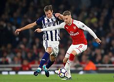 Arsenal v West Bromwich Albion - 25 Sept 2017