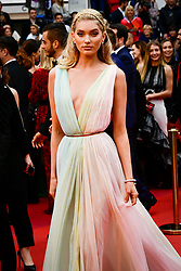 """""""A Hidden Life (Une Vie Cachée)"""" Red Carpet - The 72nd Annual Cannes Film Festival. 19 May 2019 Pictured: Elsa Hosk. Photo credit: Daniele Cifalà / MEGA TheMegaAgency.com +1 888 505 6342"""