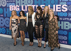 May 29, 2019 - New York, New York, United States - Reese Witherspoon, Zoe Kravitz, Laura Dern, Shailene Woodley, Nicole Kidman, Meryl Streep attend HBO Big Little Lies Season 2 Premiere at Jazz at Lincoln Center  (Credit Image: © Lev Radin/Pacific Press via ZUMA Wire)