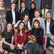 NLD/Amsterdam/20170419 - Cast presentatie musical Liesbeth, Cast
