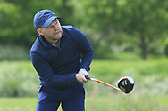 Derek Turkington (Massereene) on the 15th tee during Round 4 of the Ulster Stroke Play Championships at Galgorm Castle Golf Club, Ballymena, Northern Ireland. 28/05/19<br /> <br /> Picture: Thos Caffrey / Golffile<br /> <br /> All photos usage must carry mandatory copyright credit (© Golffile   Thos Caffrey)