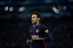 April 29, 2017 - Barcelona, Spain - BARCELONA, SPAIN. APRIL 29TH, 2017 - Neymar Jr during La Liga Santander matchday 35 game between Espanyol and FC Barcelona. RCDE Stadium. Photo by EALO | PHOTO MEDIA EXPRESS (Credit Image: © Ealo/VW Pics via ZUMA Wire/ZUMAPRESS.com)