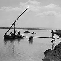 Nile River and Delta