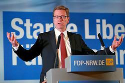 16.09.2013, Wolkenburg, Koeln, GER, FDP Wahlkampf, im Bild Dr. Guido Westerwelle, Spitzenkandidat der FDB NRW // during Dr. Guido Westerwelle, FDP at the Wolkenburg in Koeln, Germany on 2013/09/16. EXPA Pictures © 2013, PhotoCredit: EXPA/ Eibner/ Grimme<br /> <br /> ***** ATTENTION - OUT OF GER *****