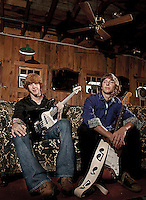 Michael Vincent and Doubleshot at Pitman's Freight Room in Laconia, NH.