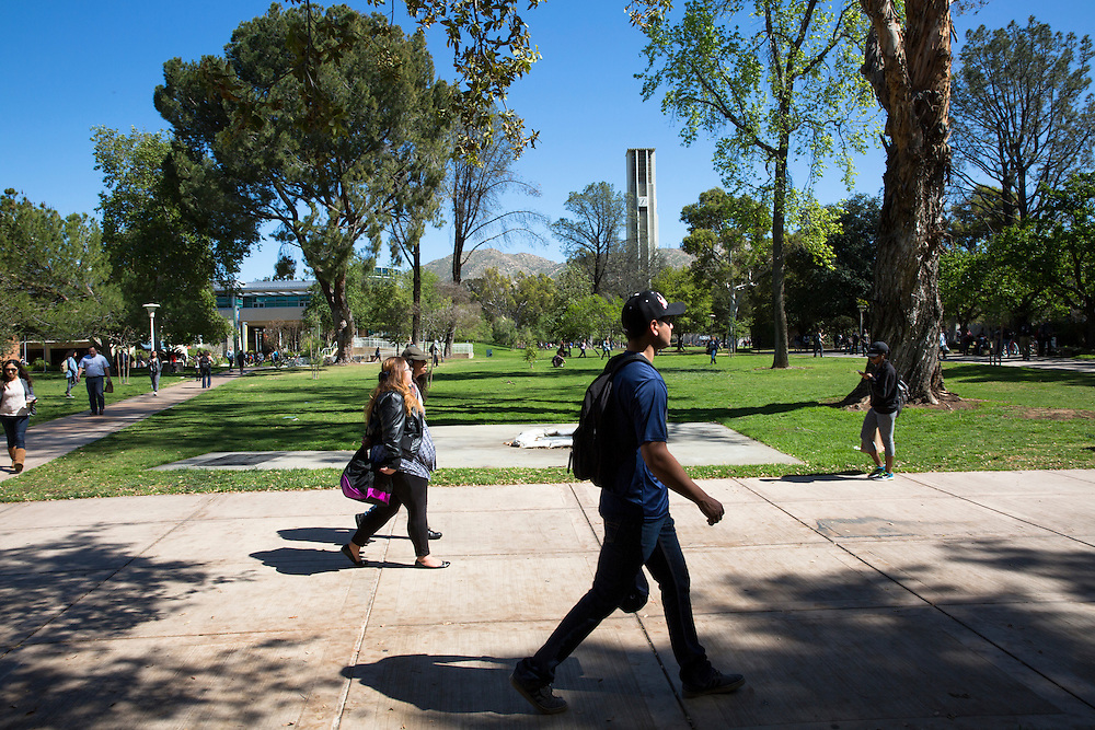 """The University of California, Riverside has instituted """"cluster hiring"""" to expand the faculty."""