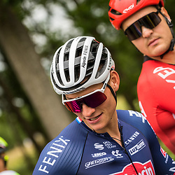 WIJSTER (NED) June 20: <br /> CYCLING <br /> Dutch Nationals Road Men up and around the Col du VAM<br /> Mathieu Van Der Poel (Netherlands / Team Alpecin - Fenix)
