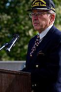 Senator Ted Stevens at 2005 Memorial Day Celebration in Anchorage, Alaska