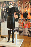 Beatrix opent tentoonstelling Máxima, 10 jaar in Nederland.//<br /> Queen Beatrix opens the exibition Maxima 10 years in the Netherlands<br /> <br /> Op de foto: