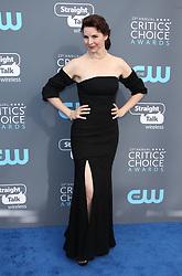 23rd Annual Critics' Choice Awards - Arrivals. 11 Jan 2018 Pictured: Audrey Moore. Photo credit: Jaxon / MEGA TheMegaAgency.com +1 888 505 6342