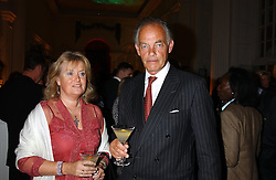 The MARQUESS & MARCHIONESS OF READING at a evening to celebrate the unveiling of the British Luxury Club at The Orangery, Kensington Palace, London W8 on 16th September 2004.<br /><br />NON EXCLUSIVE - WORLD RIGHTS