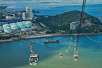 Ngong Ping Cable Car (360 Skyrail) & Tung Chung Bay