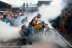 Smokin' Hot. Sturgis, SD. 2010<br /> <br /> Limited Edition Print from an edition of 21. Photo ©2010 Michael Lichter.