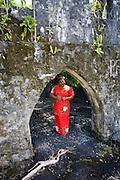 Saleaula Lava Fields,Savaii, Western Samoa