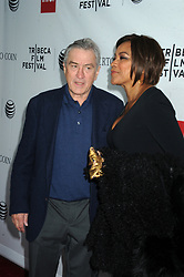 NEW YORK, NY - APRIL 25: Robert De Niro, Grace Hightower attends the closing night screening of 'Goodfellas' during the 2015 Tribeca Film Festival at Beacon Theatre on April 25, 2015 in New York City...People:  Robert De Niro, Grace Hightower. (Credit Image: © SMG via ZUMA Wire)