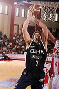 DESCRIZIONE : Teramo Lega A1 2006-07 Siviglia Wear Teramo Climamio Fortitudo Bologna <br /> GIOCATORE : Jurak <br /> SQUADRA : Climamio Fortitudo Bologna <br /> EVENTO : Campionato Lega A1 2006-2007 <br /> GARA : Siviglia Wear Teramo Climamio Fortitudo Bologna <br /> DATA : 22/04/2007 <br /> CATEGORIA : Tiro <br /> SPORT : Pallacanestro <br /> AUTORE : Agenzia Ciamillo-Castoria/G.Ciamillo <br /> Galleria : Lega Basket A1 2006-2007 <br />Fotonotizia : Teramo Campionato Italiano Lega A1 2006-2007 Siviglia Wear Teramo Climamio Fortitudo Bologna <br />Predefinita :