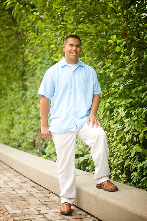 Senior Portrait Photography with Lawrence