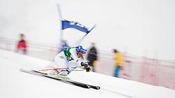 28.12.2014, Hohe Mut, Kühtai, AUT, FIS Ski Weltcup, Kühtai, Riesenslalom, Damen, 1. Durchgang, im Bild Kajsa Kling (SWE) // Kajsa Kling of Sweden in action during 1st run of Ladies Giant Slalom of the Kuehtai FIS Ski Alpine World Cup at the Hohe Mut Course in Kuehtai, Austria on 2014/12/28. EXPA Pictures © 2014, PhotoCredit: EXPA/ JFK