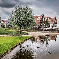 Nederland, Uitdam, 12 juli 2016.<br /> Op zaterdag 16 juli wordt EuroParcs Resort Poort van Amsterdam officieel geopend. <br /> <br /> Officical opening of the EuroParcs Resort Port of Amsterdam. <br /> <br /> Foto: Jean-Pierre Jans