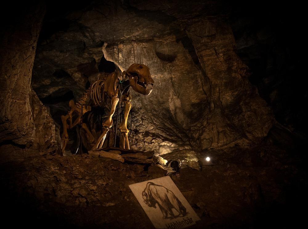 Lugrotte Peggau drip stone cave