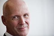 Piet Fortuin, voorzitter van vakbond CNV Vakmensen.