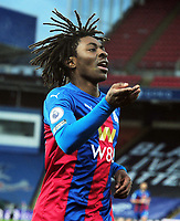 Football - 2020 / 2021 Premier League - Crystal Palace vs Sheffield United - Selhurst Park<br /> <br /> Eberechi Eze of Crystal Palace celebrates scoring goal no. 2 just before half time<br /> <br /> <br /> COLORSPORT/ANDREW COWIE