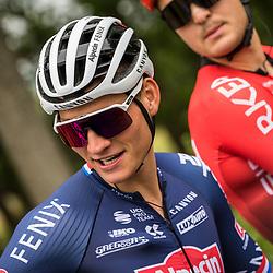 WIJSTER (NED) June 20: <br /> CYCLING <br /> Dutch Nationals Road Men up and around the Col du VAM<br /> Mathieu van der Poel