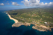 Shark Cove, North Shore, Oahu, Hawaii