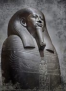 """Ancient Egyptian artifacts of Turin Egyptian Museum by Paul Williams - A2 Template to rpint on Hahnemuhle Matt Fibre 17"""" roll"""