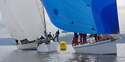 Largs Regatta Week 2015, hosted by Largs Sailing Club and Fairlie Yacht Club<br /> <br /> GBR7667R, Now or Never 3, Mat 10.10, Sandford<br /> <br /> <br /> Credit Marc Turner