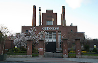 The Guinness Power House on Thomas Street, Dublin,  built to provide power to the Guinness Brewery