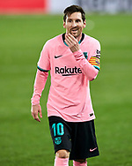 Lionel Andres Messi of FC Barcelona
