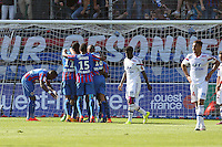 JOIE CAEN  / Nicolas BENEZET - 09.05.2015 -  Caen / Lyon  - 36eme journee de Ligue 1<br />