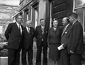 1959 – 21/10 New Dail Deputies Arrive