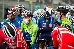 POGACAR Tadej of Slovenia during Men Elite Road Race at UCI Road World Championship 2020, on September 27, 2020 in Imola, Italy. Photo by Vid Ponikvar / Sportida